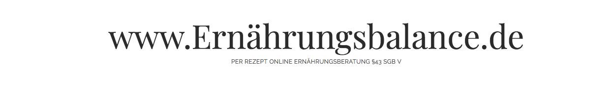 www.Ernährungsbalance.de